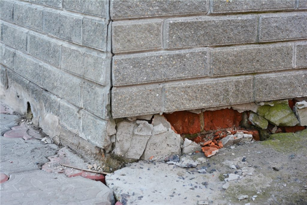 Foundation Repair | South Bend, IN