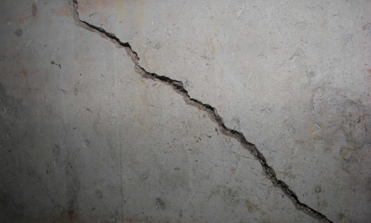 Foundation Cracks | Granger, IN